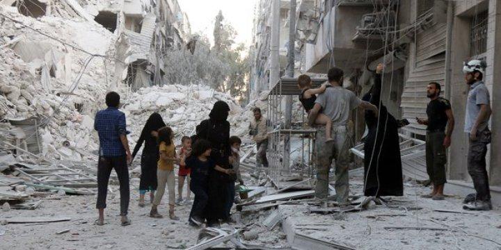 Suriye Tasarısını Veto Eden İşgalci Rusya Yine Şaşırtmadı