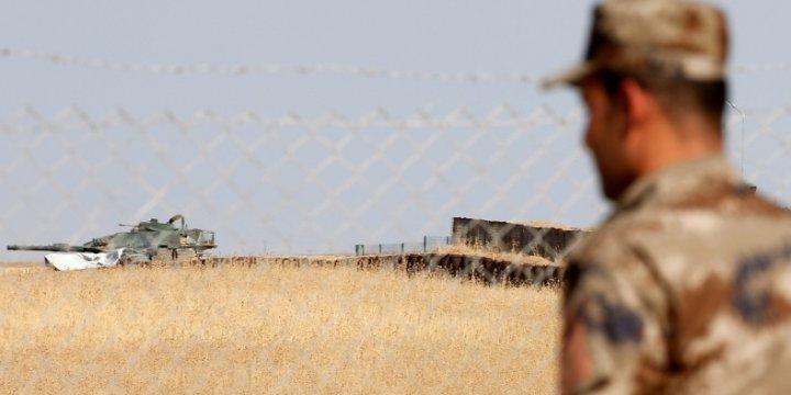 IŞİD Başika'ya Saldırdı