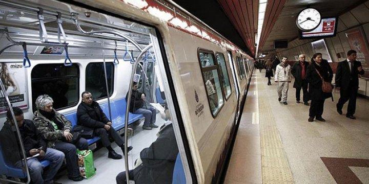 Kartal-Pendik Metrosu Açılıyor