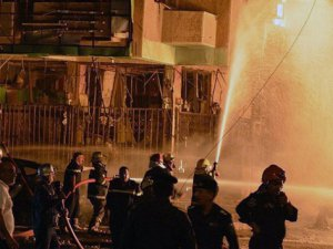 Bağdat'ta Şiddet Olayları: 11 Ölü, 24 Yaralı