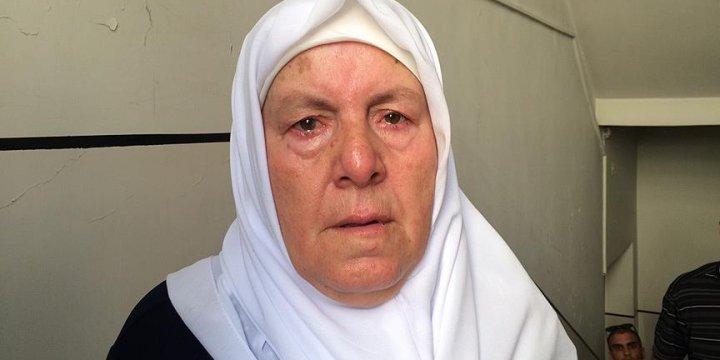 """""""İsrail İşgali Bizi Ölüme Sürüklüyor"""""""