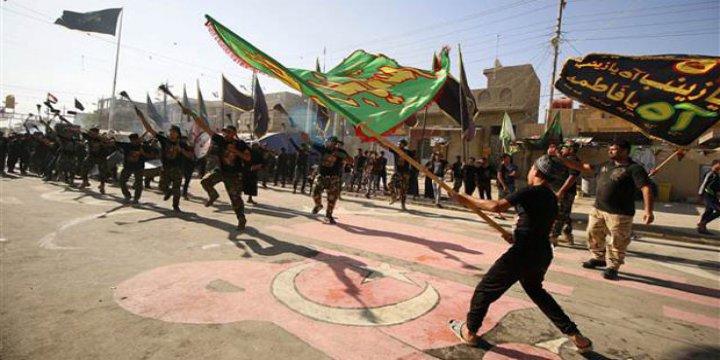 Irak'ta Şiilerden Türkiye Protestosu