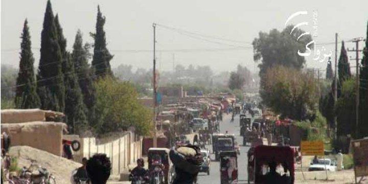 Taliban'ın Helmand'da İlerleyişi Sürüyor