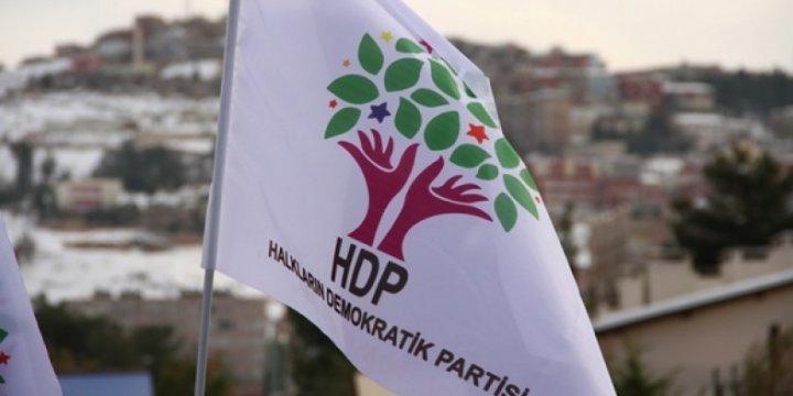 Diyarbakır'da HDP ve DBP'ye Operasyon