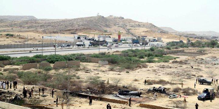 İran'da Askeri Uçak Düştü: 2 Pilot Öldü