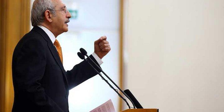 Kılıçdaroğlu'ndan Hükümete Başika Desteği