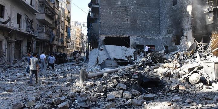 Halep'te Katliam: 43 Kişi Hayatını Kaybetti!
