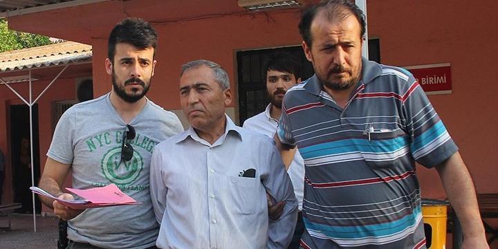 Mersin Emniyet'in Eski Müdürü Arif Öksüz Gözaltına Alındı