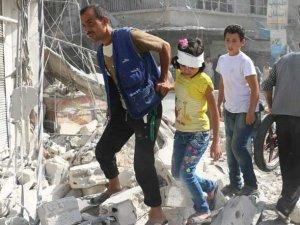 Lozan'da 4'lü Suriye Toplantısı