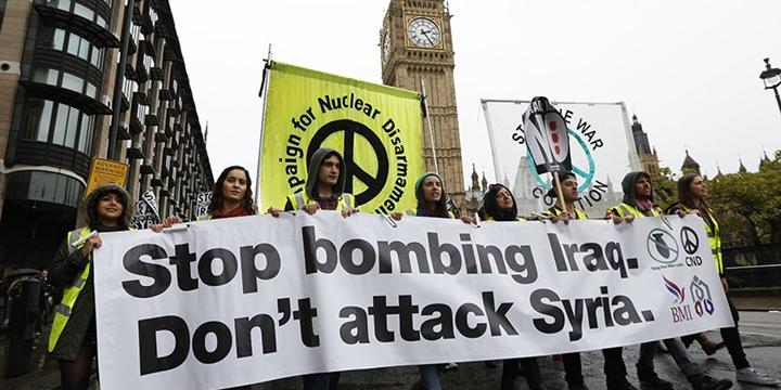 Suriye, İngiliz Solu İçin de Turnusol Kâğıdı Oldu!