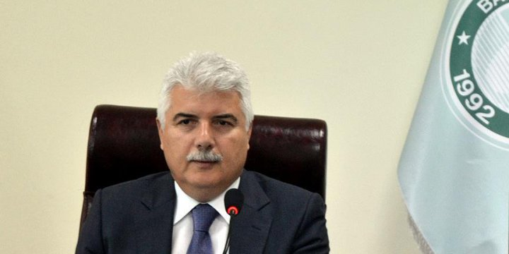 Eski Balıkesir Üniversitesi Rektörü Alkan Tutuklandı
