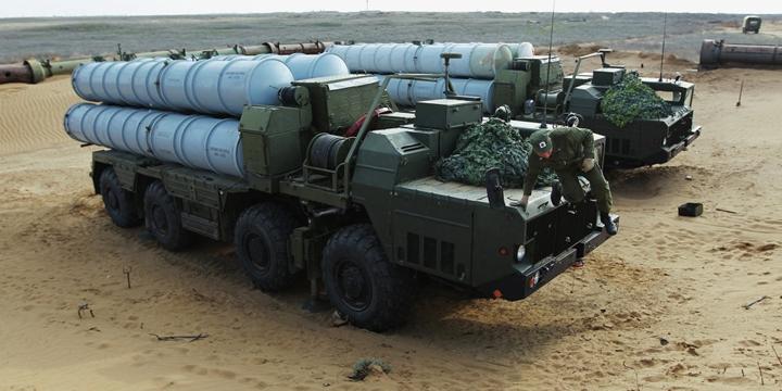 Rusya, İran'a S-300 Sevkiyatını Tamamladı!