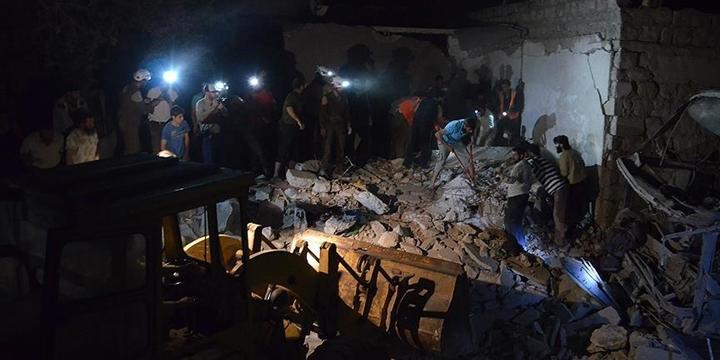 Azez'de Bombalı Saldırı: 15 Kişi Hayatını Kaybetti
