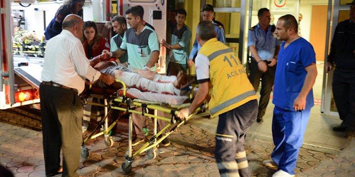 Azez'de IŞİD Saldırısı: En Az 20 Ölü