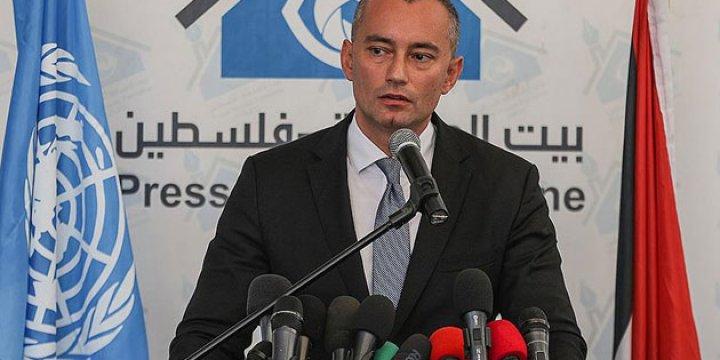 BM'den Gazze Ablukası Girişimi