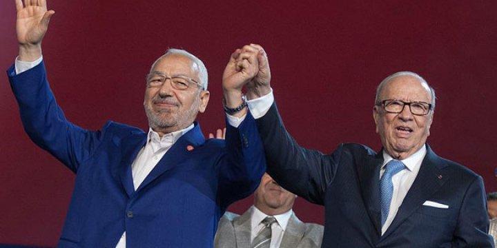 Tunus'ta Sibsi ve Gannuşi'den Uzlaşı Mesajları