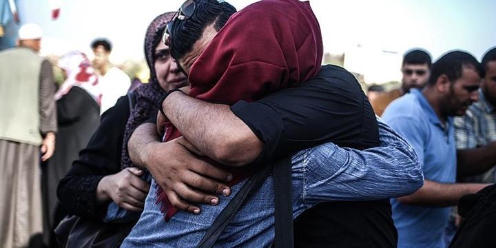 Refah Sınır Kapısı 'Geçici' Olarak Açıldı!