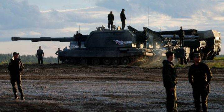 Suriyede Altı Rus Asker Öldürüldü İddiası