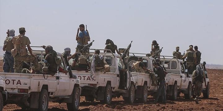ÖSO, Dabık'ta 5 Köyü IŞİD'in Elinden Aldı