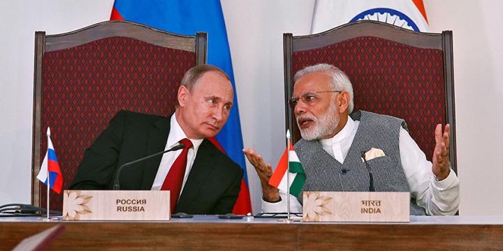 Rusya, Hindistan'a S-400 Füzeleri Gönderecek!
