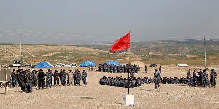 """""""Ninova Muhafızları Musul Operasyonuna Katıldı"""""""