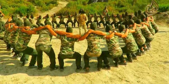 İmam Buhari Ketibesi Özel Askeri Eğitim Kampı