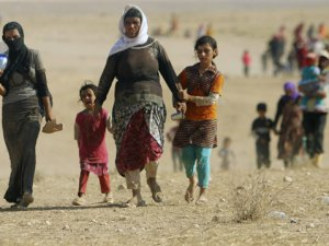 BM'den Musul Açıklaması: 100 Bin Iraklı Türkiye'ye Kaçabilir