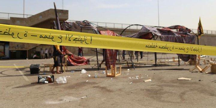 Bağdat'ta Haşdi Şabi'ye Canlı Bomba Saldırısı