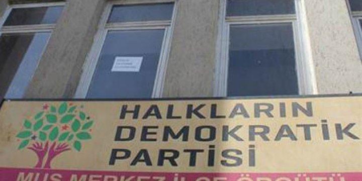 HDP ve DBP Muş Eş Başkanları Gözaltına Alındı