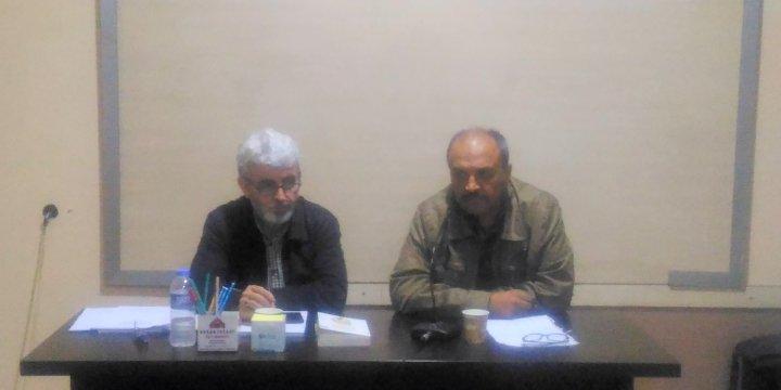 Akhisar Özgür-Der'de Kerbela Vakıası Konuşuldu