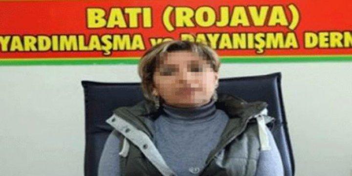 Rojava Derneği Başkanı İnsan Kaçakçısı Çıktı!
