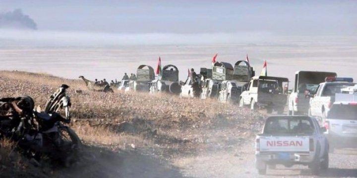 Peşmerge Şii Sembollerden Dolayı Irak Ordusu Birliklerini Durdurdu!