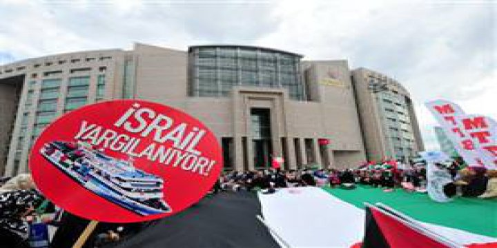 Mavi Marmara Davasının Kritik 13. Duruşması Yarın