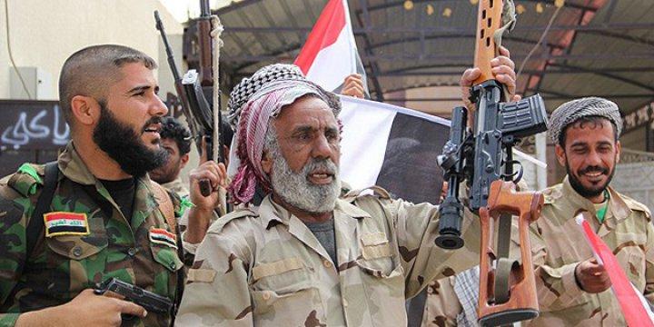 Af Örgütü: Irak Ordusu ve Şii Milisler Savaş Suçu İşledi