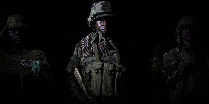 ABD Ordusu Somali'de Gizli Savaş Yürütüyor