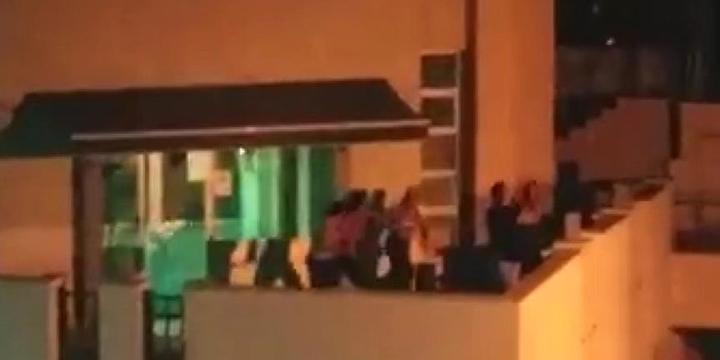 Sela Okuyan Müezzine Saldıran Çapulcu Tutuklandı
