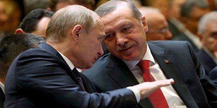 Erdoğan ve Putin Nusra'yı Halep'ten Çıkaracakmış!