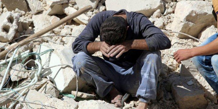 Halep'te Yaralıların Tahliyesi Yapılamıyor