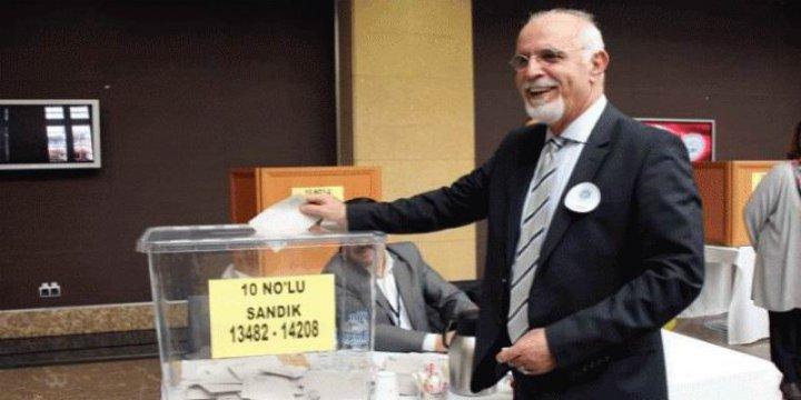 Laikçi Kocasakal'ın Adayı Durakoğlu İstanbul Baro Başkanı Oldu!