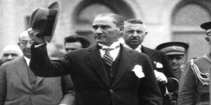 Musul'u Bal Gibi de Atatürk Verdi!