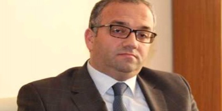 Erzincan'da Eski Baro Başkanı Özer FETÖ/PDY'den Gözaltına Alındı