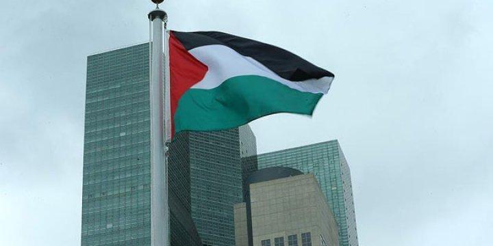 Filistin'den UCM'ye 'İsrail'e Soruşturma' Çağrısı
