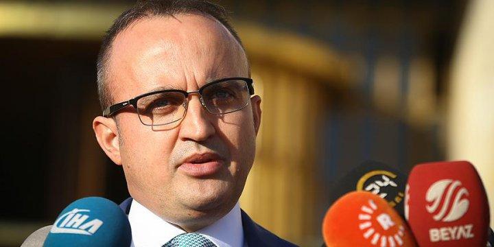 Bülent Turan'dan Yeni Anayasa Tarihi İle İlgili Açıklama