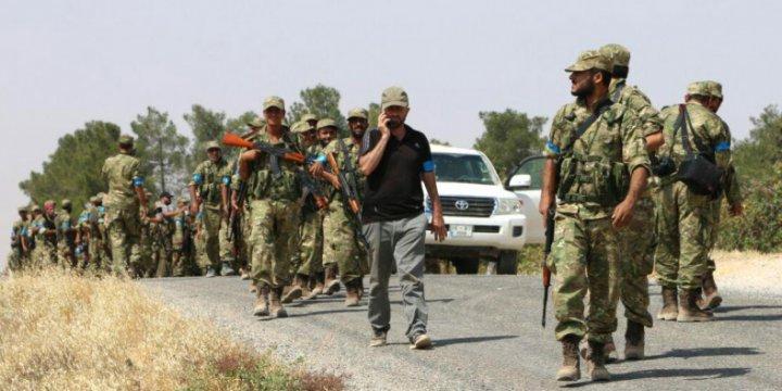ABD: Türkiye'nin El Bab Operasyonunu Desteklemiyoruz!
