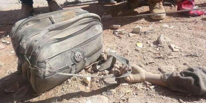 İdlib'de Okulu Hedef Alan Esed Rejimi Çocukları Katletti!