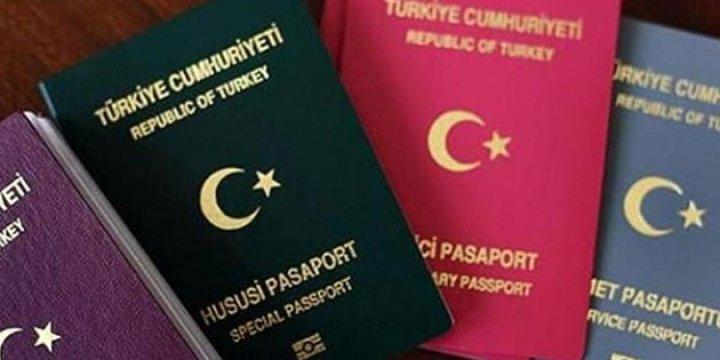 Pasaportlarda 'Parmak İzi' Dönemi