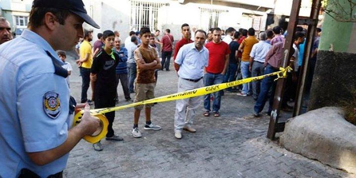 Gaziantep Saldırısının Faili Çocuk Değilmiş