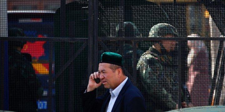 Doğu Türkistan'da Cep Telefonu Uygulamasına Terör Suçu
