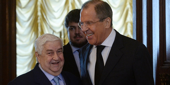 Esed'in Dışişleri Bakanı: Rusya'ya Minnetarız