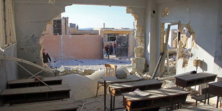 """""""Katillerin İdlib'de Sergiledikleri Vahşet"""""""